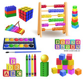 Children's educational toys