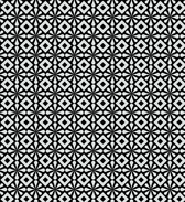 Simple Free Abstract Black And White Pattern