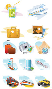 Thematic Vector Icons