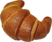 croissant pastry PSD