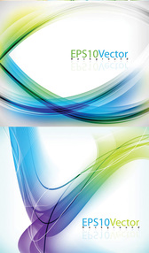 Colorful Lines Background Vector Dynamic Material (2)
