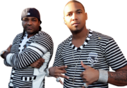 Juelz Santana and Jim Jones HQ PSD