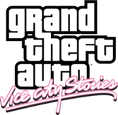 GTA Logo Vice City Stories PSD