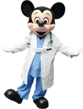Doctor Mickey PSD