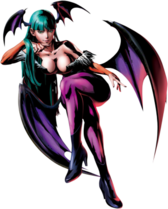 Morrigan Aensland- Marvel Vs. Capcom 3 PSD