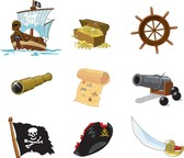 Pirate Treasure Series