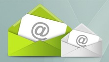 3 High Res Email Icons Set PSD