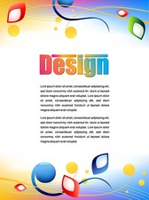 Colorful Advertising Posters 01