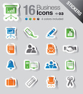 Simple And Practical Icon 02- Vector Material Simple Icons Labels