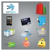 shopping category icon