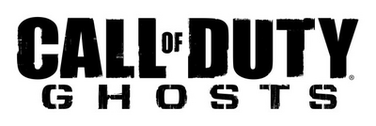 Call of Duty: Ghosts logo PSD