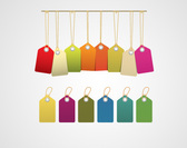 Price Tag Vector Set (Free)