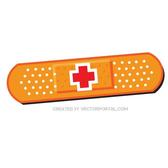 ADHESIVE BANDAGE VECTOR GRAPHICS.eps