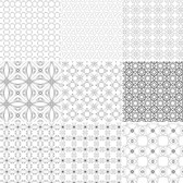 Europeanstyle Tiled Background