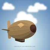 ZEPPELIN VECTOR IMAGE.eps