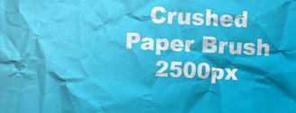 Crushed Paper