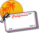 california wheels logo PSD