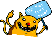 Put your text here