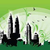 Petronas_Twin_Towers_Illustration