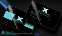 Deluxe Design Business Card Template Set