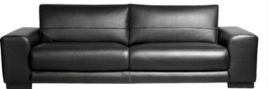 Leather Couch PSD