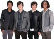 Allstar Weekend PSD