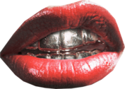 rEd liPs goLd tEEth PSD