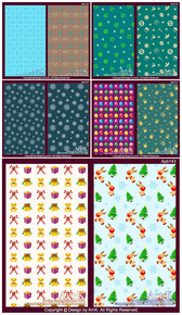 10 Cute Vector Christmas Elements Of The Case Of The Background Cute Vector Christmas