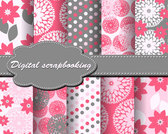 Design pattern background vector-1