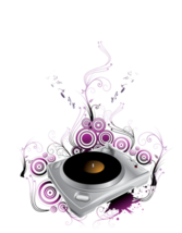 DJ High Rez Vector PSD