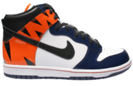 Tony The Tiger NIKE Dunks PSD