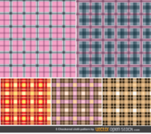 Free Seamless Checkered Pattern