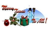 Christmas free vector Pack