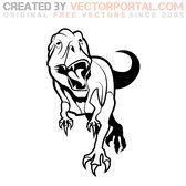 T.REX VECTOR GRAPHICS.eps
