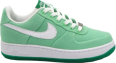 Air Force Ones: Green Canvas PSD