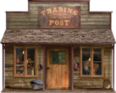 Trading post (Jiffy western edition) PSD