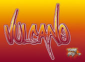 VULCANO Graffiti Vector - design Tommy Brix