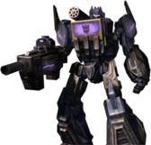 Soundwave- Transformers: War for Cybertron (PS3/360) PSD