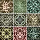 DAMASK PATTERNS VECTOR PACK.eps