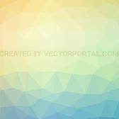 BRIGHT POLYGONAL VECTOR PATTERN.eps