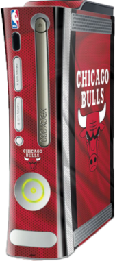 Chicago Bulls XBOX 360 PSD