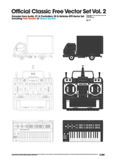 Official Classic Free Vector Set 2