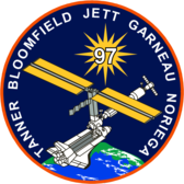 STS-97 Patch