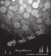 Christmas Graphic Background
