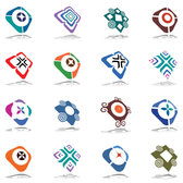 Kinds Of Identification Pattern - Vector All Kinds Of Logos Graphics Design
