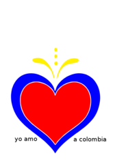 corazon colombiano