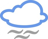 Cloudy Weather Symbols