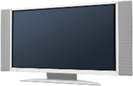 Widescreen Television PSD