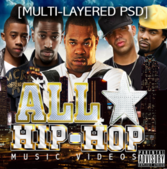 ALL STAR HIP-HOP [Multi-Layered PSD] PSD