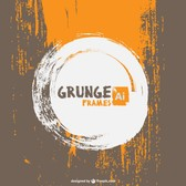 Free grunge paint background